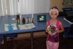 На Ставрополье продолжается конкурс детского творчества «Полицейский Дядя Степа»