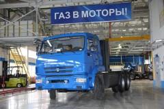 Первые 19 газомоторных почтомобилей появятся на Ставрополье до конца года