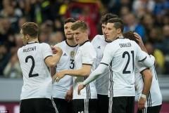 Сборная Германии представила состав на матчи Кубка конфедераций в Сочи