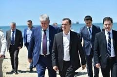 Губернатор Кубани раскритиковал состояние городского пляжа в Анапе