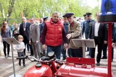 В Москве открылся музейно-просветительский центр МЧС России