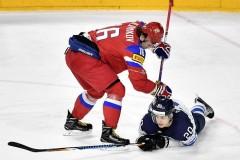 Сборная России завоевала бронзу чемпионата мира по хоккею