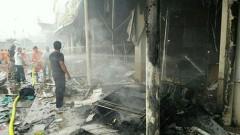 В больнице Бангкока прогремел взрыв, есть пострадавшие