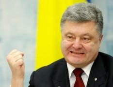 "Петр Порошенко сбежал от народа под крики ""Брехло!"", ""Позор!"" и ""В отставку!"""