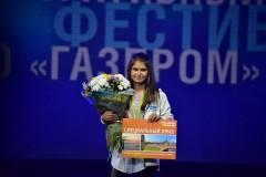 Краснодарские артисты заняли призовые места на фестивале «Факел»