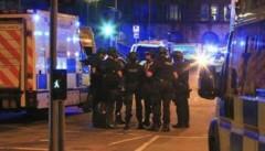 В аэропорту Лондона задержан предполагаемый сообщник манчестерского террориста