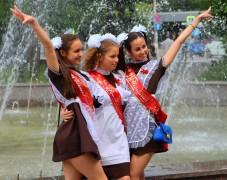 На Кубани последний звонок прозвенел для 75 тысяч выпускников