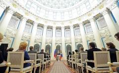 Работники донского АПК получили награды из рук Владимира Путина