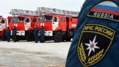 В Красноярском крае в результате пожаров сгорело 130 домов