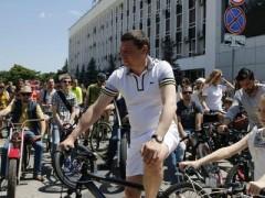 Мэр Краснодара принял участие в велозаезде