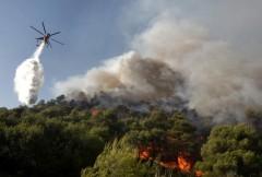 К тушению пожаров в Забайкалье подключили военнослужащих