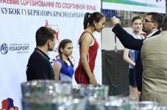 В Краснодаре завершился краевой турнир по спортивной борьбе на Кубок губернатора