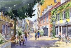 Выставка немецких художников «Экспресс Баден-Баден Сочи» откроется 3 июня