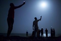 У берегов Испании загорелась и взорвалась лодка с беженцами из Африки