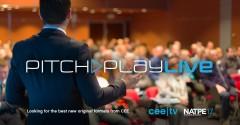Три проекта телеканала НТВ примут участие в международном конкурсе телевизионных форматов Pitch & Play live