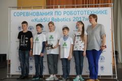 «Ростелеком» наградил победителей итоговых соревнований по робототехнике в Краснодаре