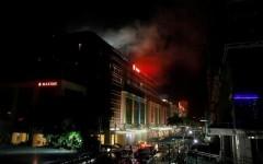 В Филиппинах на отель совершено нападение, погибли 36 человек