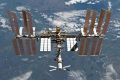 С МКС после полугодовой экспедиции возвращаются на Землю двое космонавтов