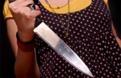 Жительница Ростова-на-Дону в ходе пьяной ссоры ударила собутыльника ножом