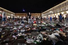 Причиной давки в Турине стал розыгрыш подростков