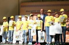 В Ростове прошел детский праздник «Интерактивный ребенок»