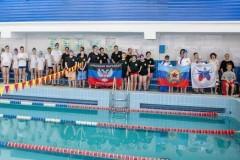 В Волгодонске прошел международный турнир по адаптивному плаванию