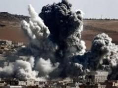 Авиация США нанесла удар по сирийским правительственным силам