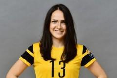 Донская гандболистка Анна Вяхирева признана лучшим молодым игроком мира
