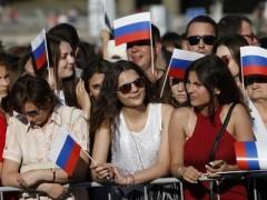 В День России в Краснодаре в митинге и концерте приняли участие более 20 тысяч человек