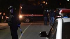 На Кипре на британской военной базе прогремел взрыв