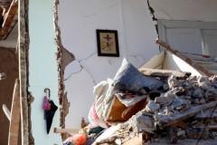 На греческом острове Лесбос землетрясение разрушило несколько кварталов жилых домов