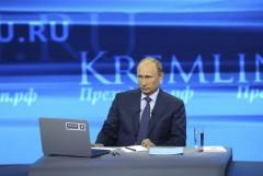За день до «Прямой линии с Путиным» число обращений в call-центры стремительно растет