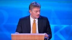 Песков назвал абсурдом слухи о репетиции «Прямой линии с Владимиром Путиным»