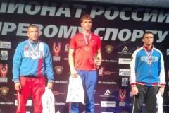 Дончанин Сергей Балабанов выступит на ЧМ по гиревому спорту