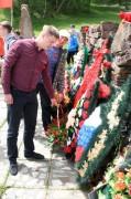 Невинномысцы почтили «Вахтой Памяти» погибших воинов в поселке Архыз