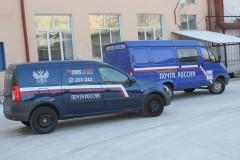 Пресс-релиз: Почта России обновила автопарк курьерской доставки