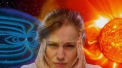 Магнитные бури «накрыли» Землю