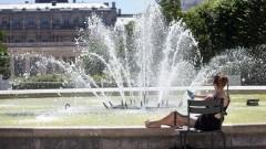 В  Испании установилась рекордно жаркая погода