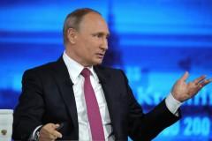 Жители Кубани стали реже обращаться к Владимиру Путину