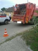 СМИ: В Светлограде восьмилетний мальчик погиб под колесами мусоровоза