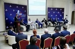 В Краснодаре состоялась первая отраслевая конференция РСПП по развитию строительной сферы