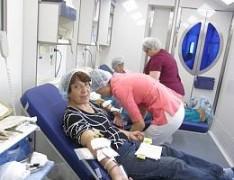 В станице Динской прошел очередной «День донора»
