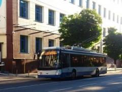В Краснодаре открыт прием заявок для участия в торгах на право размещения рекламы на общественном транспорте