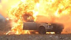 В Киеве в результате взрыва Mercedes погиб военнослужащий ВСУ