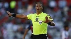 Аргентинский арбитр обслужит полуфинал Кубка Конфедераций в Сочи