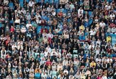 83 тысяч зрителей наблюдали за матчами Кубка Конфедераций в Сочи