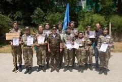 На Кубани подвели итоги военно-спортивной игры «Зарница»