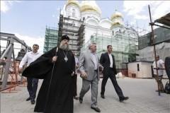 В Ростове-на-Дону обсудили реставрацию кафедрального собора Рождества Пресвятой Богородицы