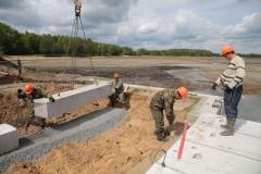 При реконструкции дамбы на Кубани экс-директор сельхозучреждения похитил 110 миллионов рублей
