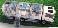 В Теучежский район Адыгеи отправят медицинские мобильные комплексы